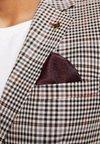 Burton Menswear London - HOUSE CHECK - Jakkesæt blazere - neutral