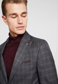 Burton Menswear London - PLAID CHECK - Giacca - blue - 3