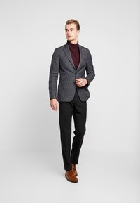 Burton Menswear London - PLAID CHECK - Giacca - blue - 1