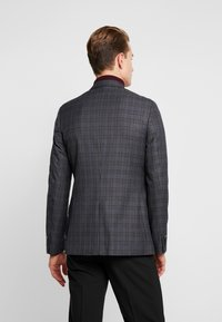 Burton Menswear London - PLAID CHECK - Giacca - blue - 2