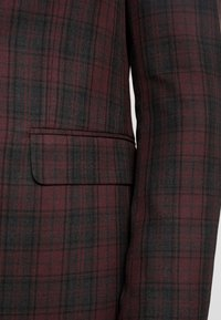 Burton Menswear London - TARTAN - Giacca elegante - red - 5