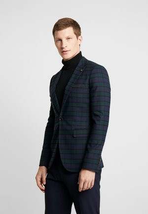 WATCH CHECK - Suit jacket - black