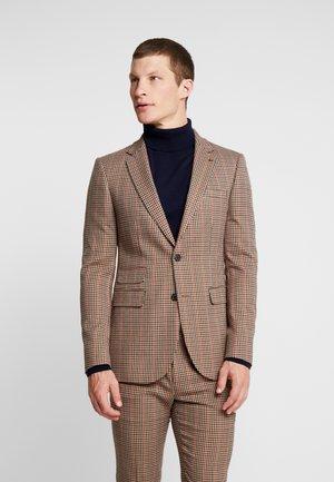 Veste de costume - brown