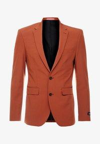 Burton Menswear London - CONKER STRETCH - Marynarka garniturowa - brown - 3