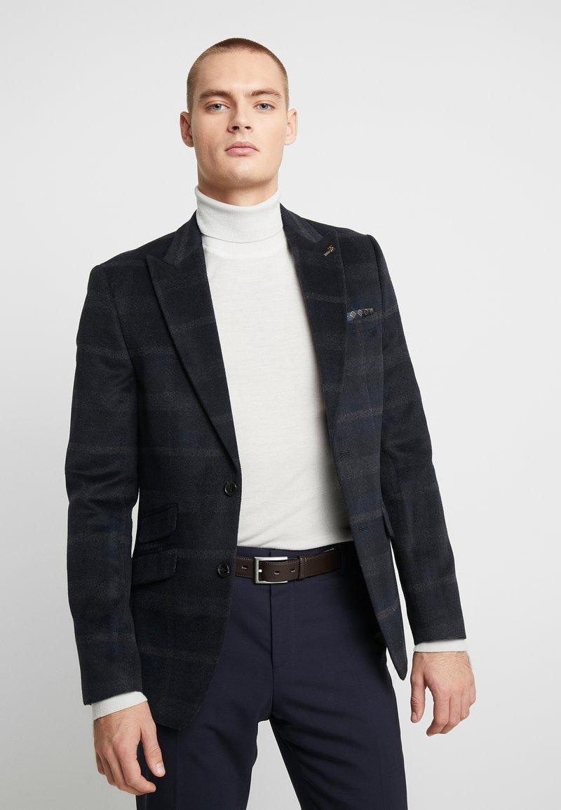 Burton Menswear London - CHARC - Giacca - navy