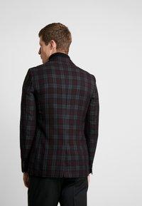 Burton Menswear London - PARTY - blazer - bordeaux - 2
