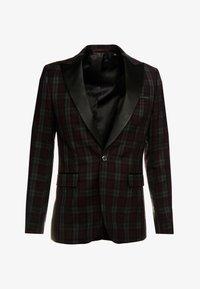 Burton Menswear London - PARTY - blazer - bordeaux - 3