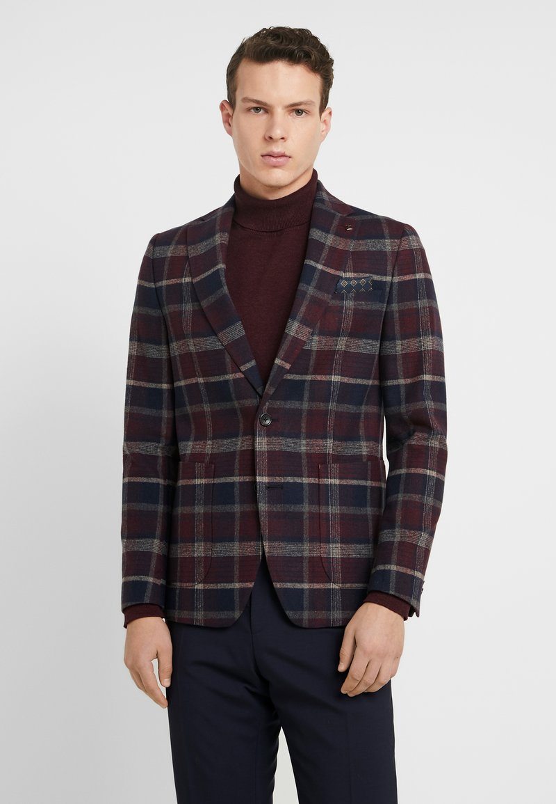 Burton Menswear London - BOLD  - blazer - navy