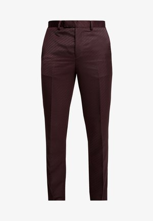 BURG  - Pantalon - purple