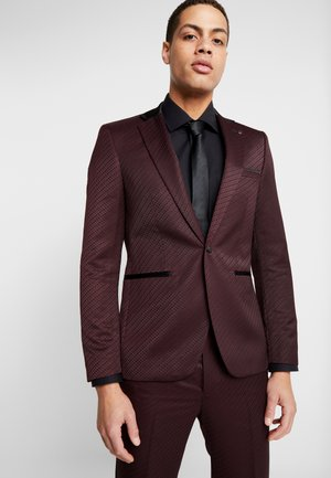 Suit jacket - purple