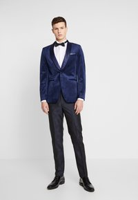 Burton Menswear London - TOP SHAWL LAPEL - Suit jacket - navy - 1