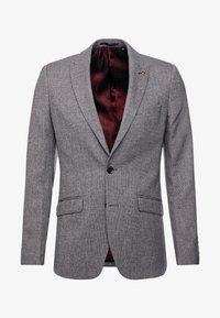 Burton Menswear London - BIRDSEYE - Jakkesæt blazere - grey - 5