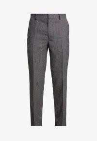 Burton Menswear London - BIRDSEYE - Dressbukse - grey - 4
