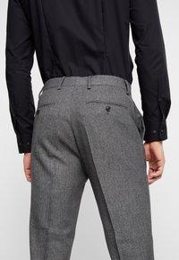 Burton Menswear London - BIRDSEYE - Dressbukse - grey - 5