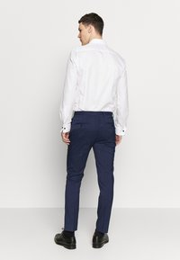 Burton Menswear London - HIGHLIGHT CHECK - Broek - navy - 2