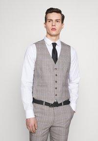 Burton Menswear London - Gilet elegante - grey - 0