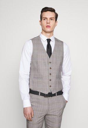 Gilet elegante - grey