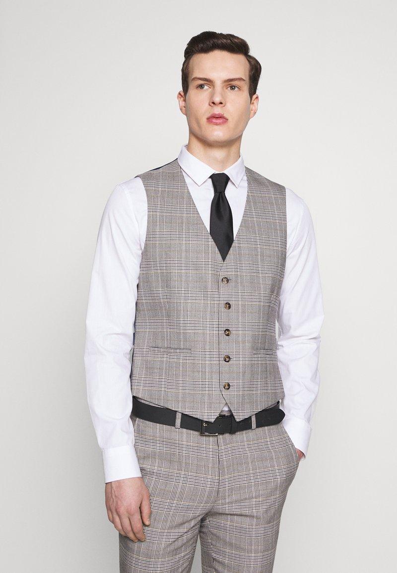Burton Menswear London - Gilet elegante - grey