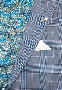 Burton Menswear London - LIGHT POW CHECK - Giacca elegante - blue - 2