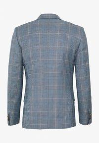 Burton Menswear London - LIGHT POW CHECK - Giacca elegante - blue - 1