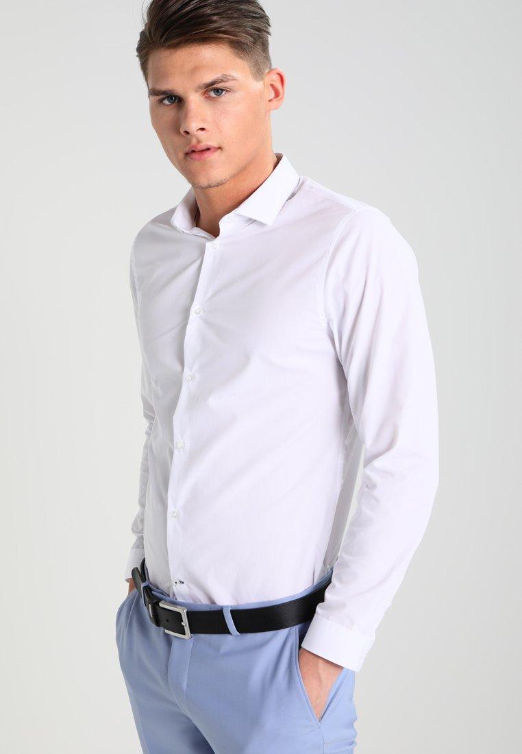 Burton Menswear London - SKINNY FIT - Businesshemd - white