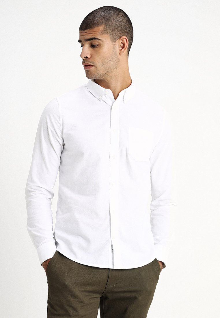 Burton Menswear London - OXFORD      - Košile - white