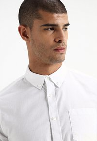 Burton Menswear London - OXFORD      - Košile - white - 3
