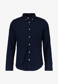 Burton Menswear London - OXFORD      - Shirt - navy - 4