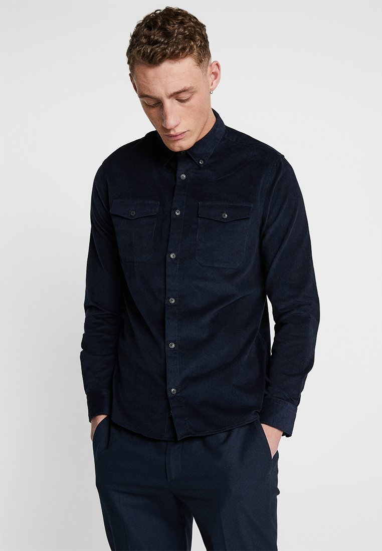 Burton Menswear London - Hemd - navy