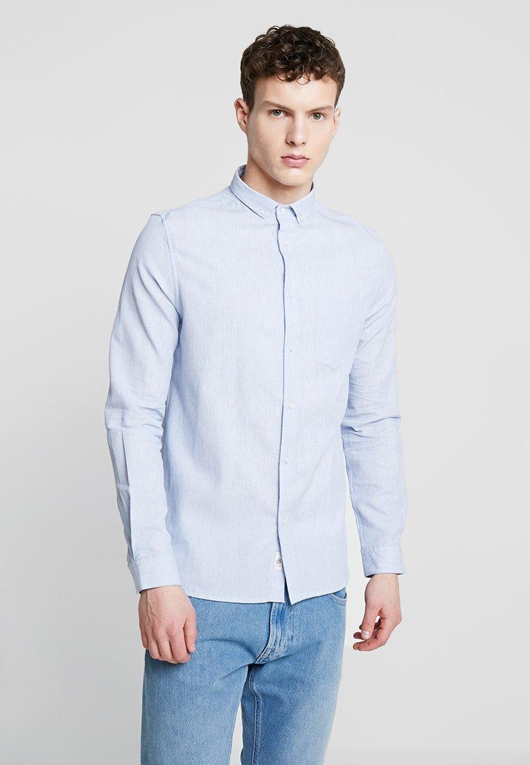 Burton Menswear London - WAFFLE - Shirt - blue