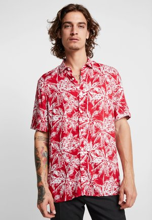 FOLIAGE - Camicia - red