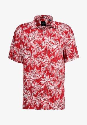 FOLIAGE - Skjorta - red
