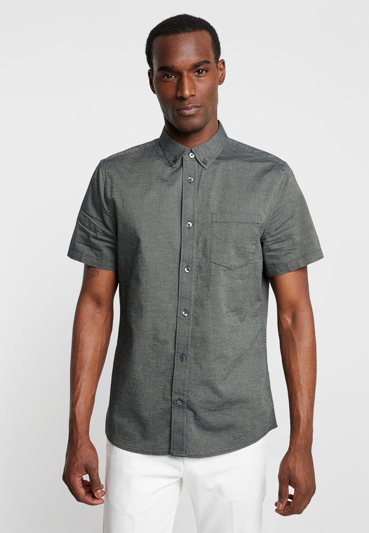 Burton Menswear London - OXFORD - Hemd - green