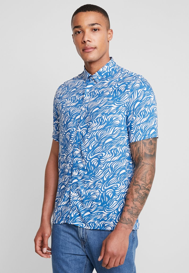 Burton Menswear London - WAVE  - Košile - blue
