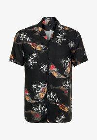 Burton Menswear London - KOI CARP - Camicia - black - 4