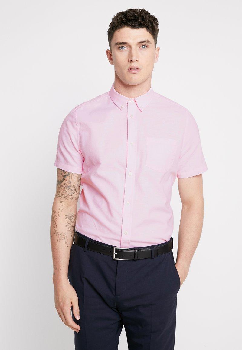 Burton Menswear London - OXFORD - Hemd - pink