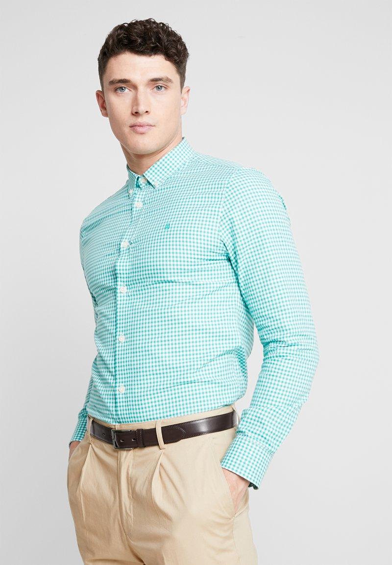 Burton Menswear London - GREEN GING  - Shirt - green