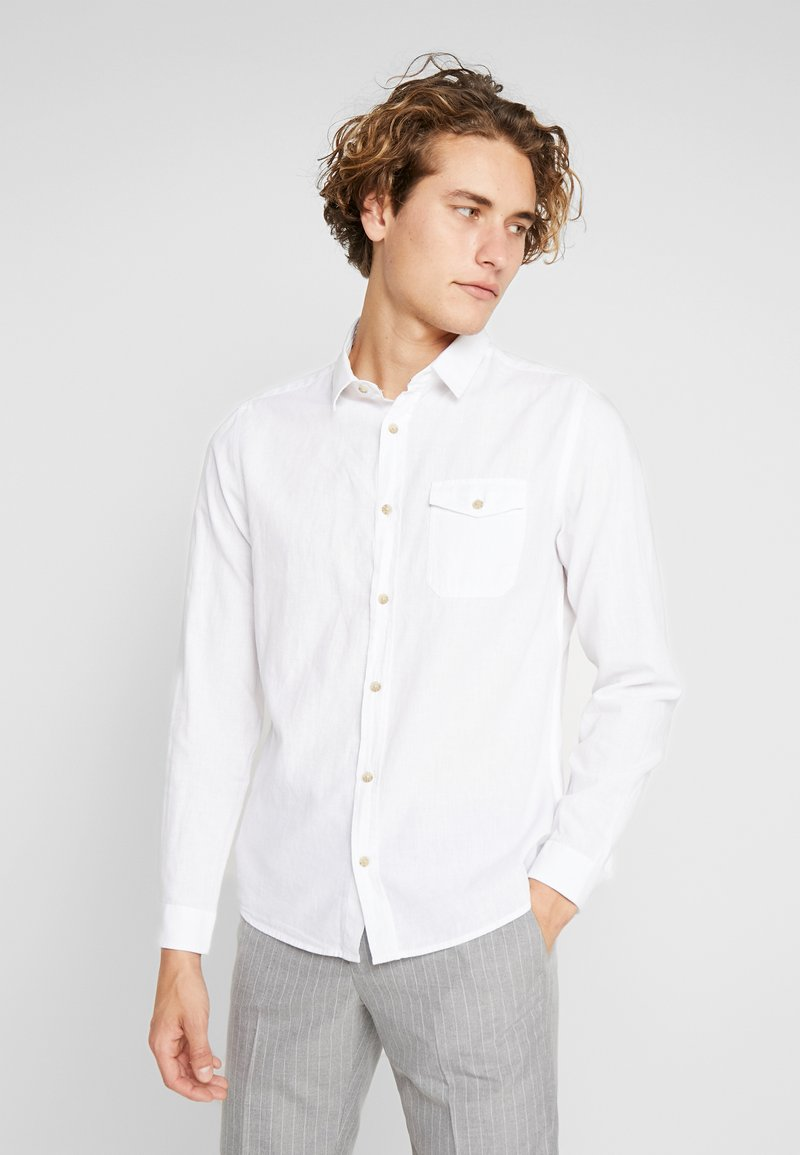 Burton Menswear London - Hemd - white