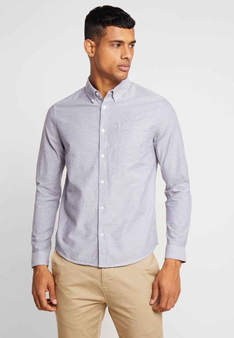 Burton Menswear London - OXFORD - Shirt - grey