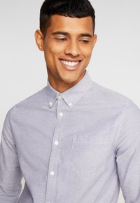 Burton Menswear London - OXFORD - Shirt - grey - 4