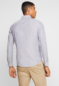 Burton Menswear London - OXFORD - Shirt - grey - 2