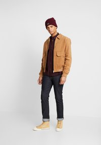 Burton Menswear London - OXFORD - Shirt - burgundy - 1