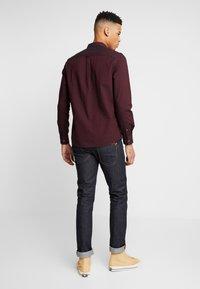 Burton Menswear London - OXFORD - Shirt - burgundy - 2