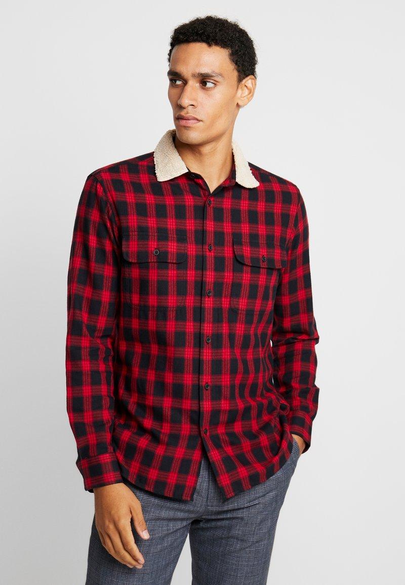 Burton Menswear London - Overhemd - red