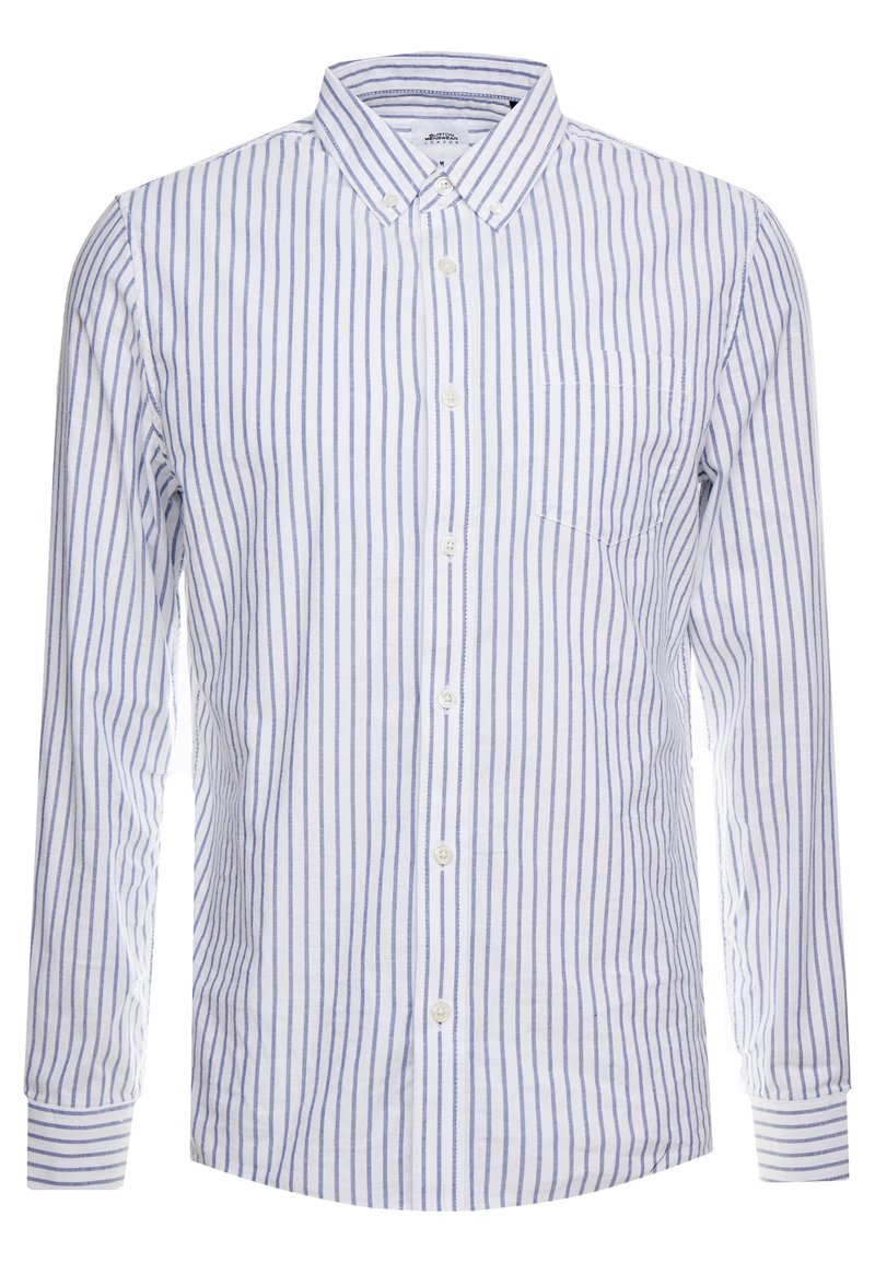 Burton Menswear London - STRIPE - Hemd - white
