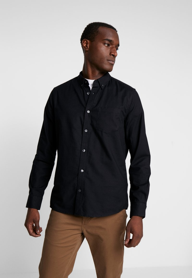 Burton Menswear London - OXFORD - Košile - black