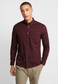 Burton Menswear London - Shirt - burgundy - 0