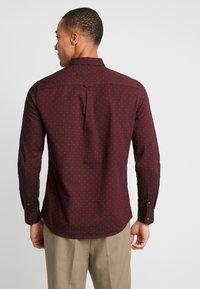 Burton Menswear London - Shirt - burgundy - 2