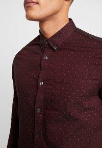 Burton Menswear London - Shirt - burgundy - 5