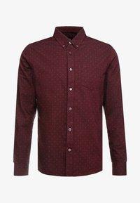 Burton Menswear London - Shirt - burgundy - 4